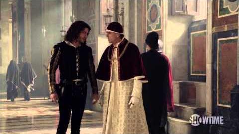The Borgias Season 3 Episode 4 Clip - Loyal Cardinals