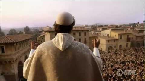 The Borgias Season 3 Tease - A New Pope