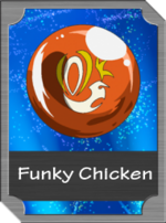 Funky Chicken Icon