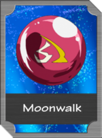 Moonwalk Icon