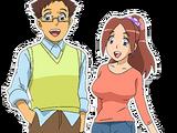Hibiki's Parents