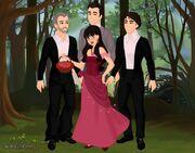 Sarah Brightman, José Cura, Jacky Cheung and Josh Groban