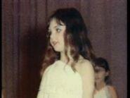 Sarah Brightman as a kid