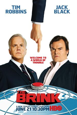 The Brink Season 1 poster