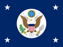 Flag of the United States Secretary of State