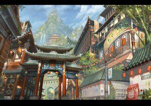 Moetown Chinatown