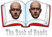 The Book of Heads 1998-99