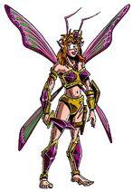 Mariposa pixie armor