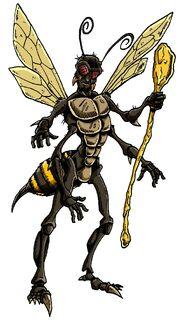 Bee people 02