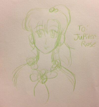 Makoto for Jupiter!