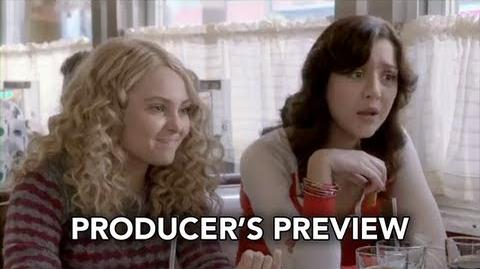 "The Carrie Diaries 1x03 Producer's Preview ""Read Before Use"""