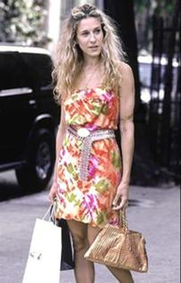 Satc carrie style big