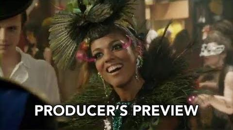 "The Carrie Diaries 1x04 Producer's Preview ""Fright Night"""