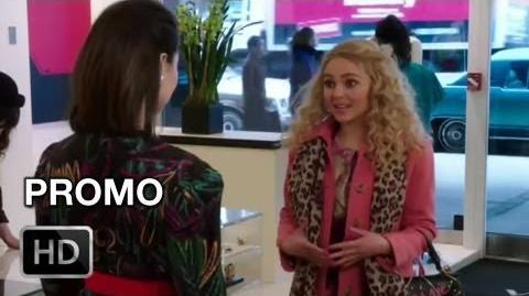 "The Carrie Diaries Season 1 Episode 11 Promo ""Identity Crisis"" HD"