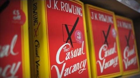 J.K. Rowling's 'The Casual Vacancy' Arrives