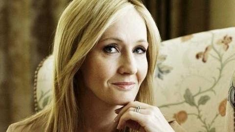 JK Rowling interview 'I bought my wedding dress in disguise'