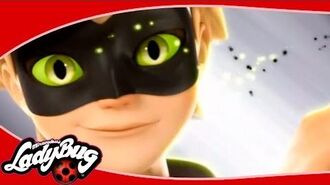 Miraculous Ladybug - Cat Noir Transformation