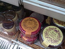 File:220px-Double Gloucester cheese.jpg