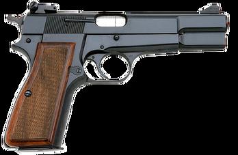 Browning Hi Power Pistol