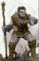 Firbolg - Volo's Guide to Monsters (5e)