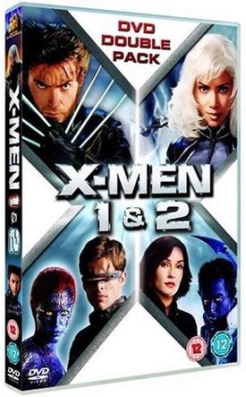 X-Men 1 & 2 DVD Double Pack