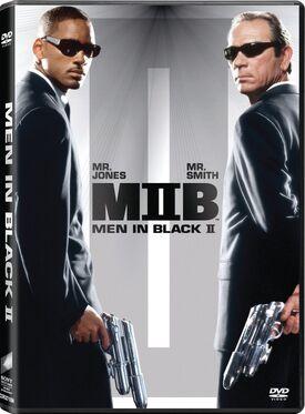 Men in Black II 2012 DVD