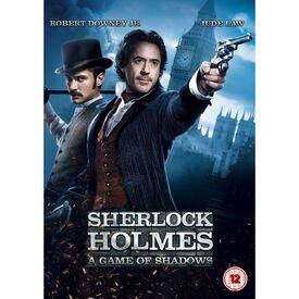 Sherlock Holmes 2 DVD