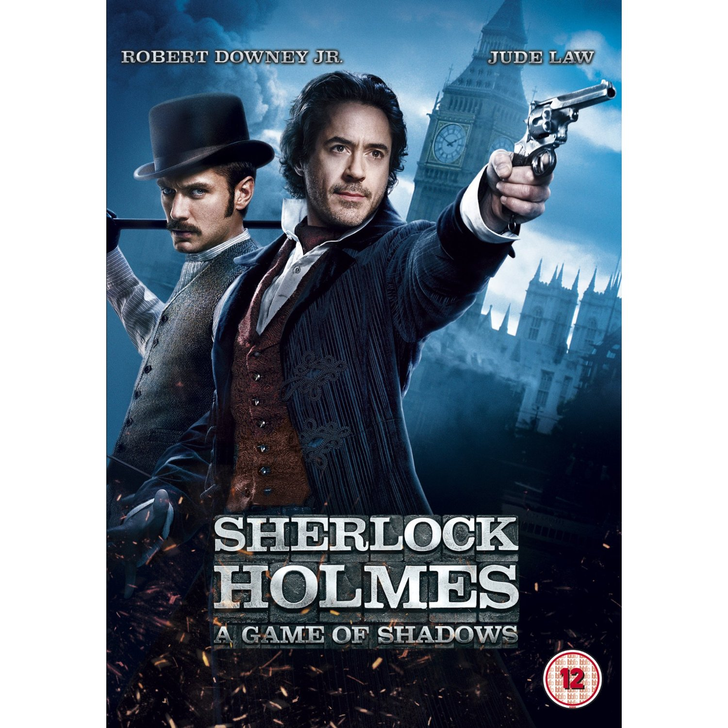 Sherlock Holmes: A Game of Shadows | The Collectors Wiki ...