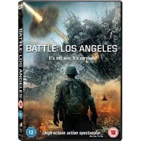 Battle los angeles DVD