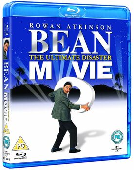Bean The Ultimate Disaster Movie Blu-ray