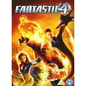 Fantastic 4 DVD