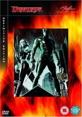 Daredevil Definitive Edition DVD