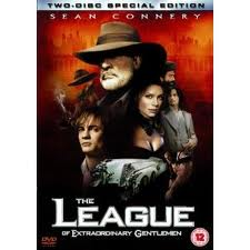 The league of extraordinary gentlemen 2 disc special edition DVD