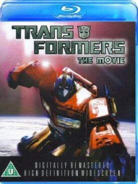 Transformers The Movie Blu-ray