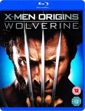 X-Men Origins Wolverine Blu-ray