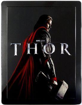 Thor Blu-ray Steelbook