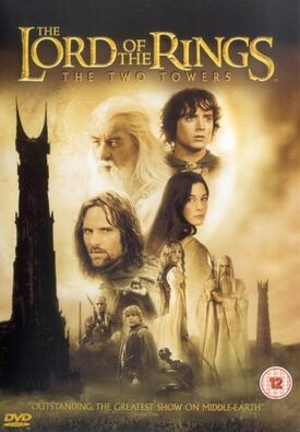 The two towers DVD
