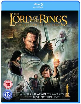 Return of the King Blu-ray
