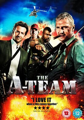 The A-team DVD