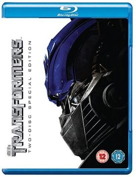 Transformers 2 disc special edition blu-ray