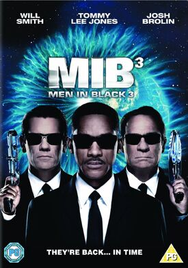 Men in Black 3 DVD + Ultraviolet Copy