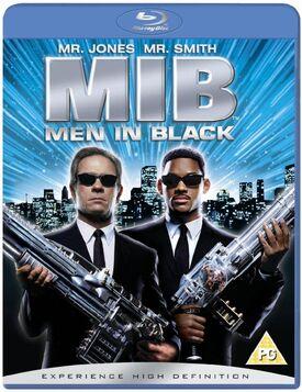 Men in Black 2008 blu-ray
