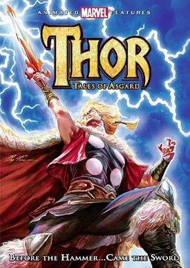 Thor Tales of Asgard poster