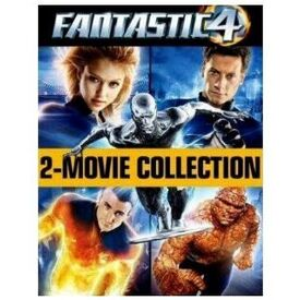 Fantastic 4 2 movie collection DVD