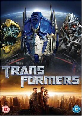 Transformers dvd