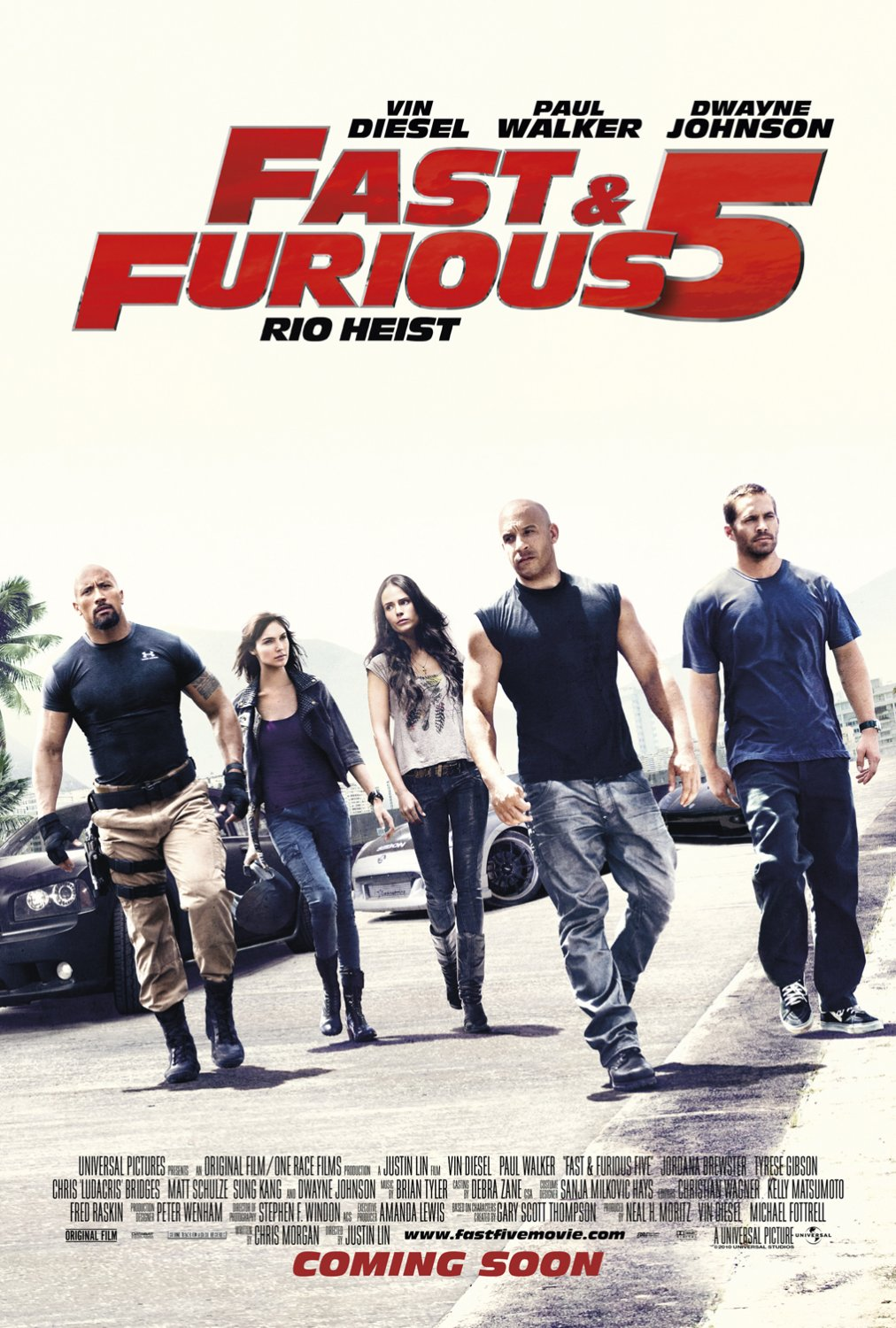 Fast And Furious 5 Online