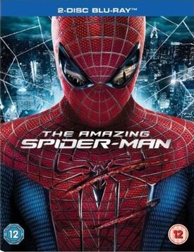 The Amazing Spider-Man 2-Disc Blu-ray + UltraViolet Copy