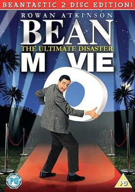Bean The Ultimate Disaster Movie Beantastic 2 Disc Edition DVD