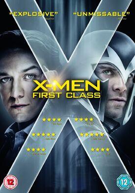X-Men First Class DVD Digital Copy