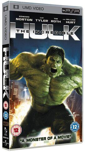 The Incredible Hulk UMD